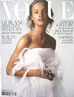 Vogue avril 2006   Anne Cossé