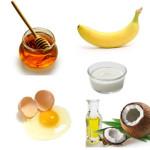 Masque visage anti-rides (banane, miel, yaourt, huile d'olive)