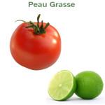 Recette de masque maison pour peau grasse, tomate et citron vert