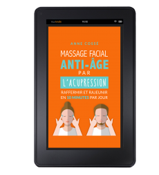 Massage Facial Anti-Age avec l'Acupression